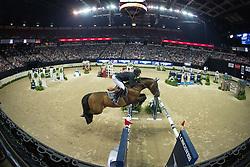 Delaveau Patrice, (FRA), Orient Express<br /> Longines FEI World Cup™ Jumping Final II<br /> Las Vegas 2015<br />  © Hippo Foto - Dirk Caremans<br /> 18/04/15