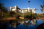 Nova Lima_MG, Brasil...Campus Alphaville da Fundacao Dom Cabral em Nova Lima, Minas Gerais... Dom Cabral Foundation in Nova Lima, Minas Gerais...Foto: BRUNO MAGALHAES / NITRO
