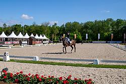Van Liere Dinja, NED, Hermes<br /> Nederlands Kampioenschap<br /> Ermelo 2021<br /> © Hippo Foto - Dirk Caremans<br />  06/06/2021