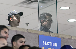 May 25, 2018 - Carson, California, U.S - Coach of the Mexican National team, Juan Carlos Osorio attends the MLS game between the LA Galaxy and the San Jose Earthquakes on Friday May 25, 2018 at the StubHub Center in Carson, California. LA Galaxy defeats the Earthquakes, 1-0. (Credit Image: © Prensa Internacional via ZUMA Wire)
