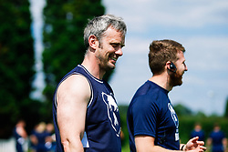 S&C coach Kevin Morgan during week 1 of Bristol Bears pre-season training ahead of the 19/20 Gallagher Premiership season - Rogan/JMP - 03/07/2019 - RUGBY UNION - Clifton Rugby Club - Bristol, England.
