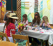 Denise Richards with daughters Lola Rose Sheen and Sam Sheen, Ali Landry with daughtrer Estela..2011 Celebrity Picnic Sponsored By Disney, Time For Heroes, To Benefit The Elizabeth Glaser Pediatric AIDS Foundation - Inside..Wadsworth Theater Lawn..Los Angeles, CA, USA..Sunday, June 12, 2011..Photo By CelebrityVibe.com..To license this image please call (212) 410 5354; or.Email: CelebrityVibe@gmail.com ;.website: www.CelebrityVibe.com