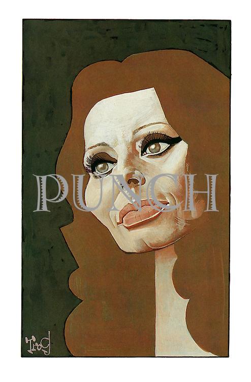 Passing Through (Sophia Loren)