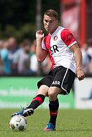 ROTTERDAM - SC Feyenoord - Feyenoord , Broederstrijd , voetbal , oefenwedstrijd , voorbereiding , Sportcomplex Varkenoord , 07-07-2012 , seizoen 2012-2013 , Speler van Feyenoord Bart Schenkeveld