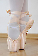 Teen Ballet dancer shoes