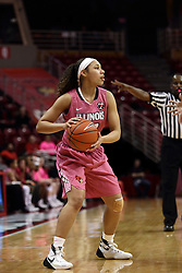 05 February 2016: Katrina Beck(13). Illinois State University Women's Redbird Basketball team hosted the Sycamores of Indiana State for a Play4 Kay game at Redbird Arena in Normal Illinois.