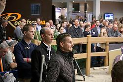 Gal Edward (NED), Minderhoud Hans Peter (NED)<br /> KWPN Stallion Selection - 's Hertogenbosch 2014<br /> © Dirk Caremans