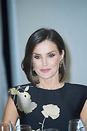 112819 Spanish Royals attended the 'Francisco Cerecedo' journalism awards
