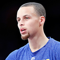 11 April 2014: Golden State Warriors guard Stephen Curry (30) warms up prior to the Golden State Warriors 112-95 victory over the Los Angeles Lakers at the Staples Center, Los Angeles, California, USA.