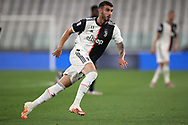 Juventus's Italian midfielder Simone Muratore during the Serie A match at Allianz Stadium, Turin. Picture date: 26th June 2020. Picture credit should read: Jonathan Moscrop/Sportimage