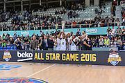 DESCRIZIONE : Trento Beko All Star Game 2016<br /> GIOCATORE : Team Cavit All Star Team<br /> CATEGORIA : Premiazione Premio Commemorazione Cerimonia Award Postgame<br /> SQUADRA : Cavit All Star Team<br /> EVENTO : Beko All Star Game 2016<br /> GARA : Dolomiti Energia All Star Team - Cavit All Star Team<br /> DATA : 10/01/2016<br /> SPORT : Pallacanestro <br /> AUTORE : Agenzia Ciamillo-Castoria/L.Canu