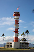 Control Tower, Ford Island, Pearl Harbor, Oahu, Hawaii