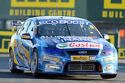 Mark Winterbottom in action during  Race 5 of the ITM 400 Hamilton,Hamilton Street Circuit, Day Two, Hamilton City ,V8 supercars,, Photo: Dion Mellow / photosport.co.nz