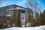 TORVALLA 2020-04-05<br /> ÖP och LT trycks på tryckeriet i Torvalla. Satsningen på tryckeriet kom i sista andetaget för tryckta dagstidningar. Upplagan är idag minimal och den mesta läsningen sker online.<br /> <br /> Foto: Per Danielsson/Projekt.P