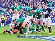 Scotland v Ireland 210315