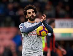 2018-12-08 Bournemouth v Liverpool