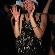 Disco Fever Stage at Indulgence New Year's Eve Bash 2010 at EMP/SFM.