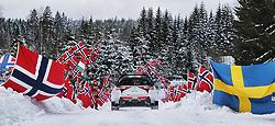 February 15, 2018 - Suede - Jari-Matti Latvala (FIN) Ð Miikka Anttila (FIN) - Toyota Yaris WRC (Credit Image: © Panoramic via ZUMA Press)