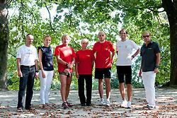 at Mercator izziv, on August 19, 2011, on Ljubljanski grad, Ljubljana, Slovenia (Photo by Matic Klansek Velej / Sportida)