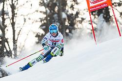 Meta Hrovat (SLO) during the Ladies' Giant Slalom at 57th Golden Fox event at Audi FIS Ski World Cup 2020/21, on January 17, 2021 in Podkoren, Kranjska Gora, Slovenia. Photo by Vid Ponikvar / Sportida