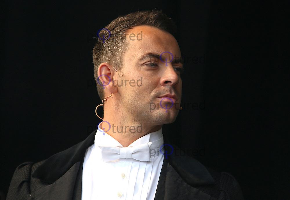 West End Live 2016; Trafalgar Square; London UK; 18-19 June 2016; Photo by Brett D. Cove; Phantom of the Opera; Ben Forster