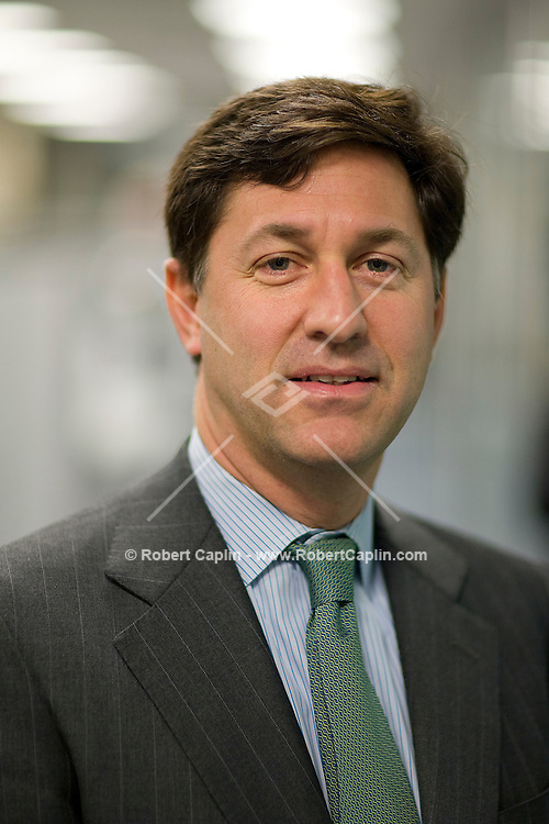 Blair Effron of Centerview, a new investment bank in New york City . Feb. 11, 2008.