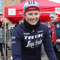 03-03-2020: Wielrennen: GP Le Samyn: vrouwen: Dour:Lotta Henttala