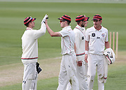 Cam Fletcher of Canterbury (WK). Canterbury vs. Central Districts Day 1, 1st round of the 2021-2022 Plunket Shield cricket competition at Hagley Oval, Christchurch, on Saturday 23rd October 2021.<br /> © Copyright Photo: Martin Hunter/ www.photosport.nz