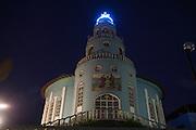 Corrego Novo_MG, Brasil...Igreja Sagrada Familia em Corrego Novo, Minas Gerais...Sagrada Familia church in Corrego Novo, Minas Gerais...Foto: LEO DRUMOND / NITRO