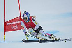 22.10.2013, Rettenbach Ferner, Soelden, AUT, FIS Ski Alpin, Soelden, Vorberichte, im Bild Lindsey Vonn // Lindsey Vonn during a pre season training session on the Rettenbach Ferner in Soelden, Austria on 2013/10/22. EXPA Pictures © 2013, PhotoCredit: EXPA/ Mitchell Gunn<br /> <br /> *****ATTENTION - OUT of GBR*****