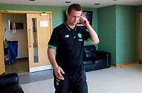 21/04/16 <br /> CELTIC PARK - GLASGOW<br /> Celtic manager Ronny Deila