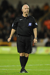 - Photo mandatory by-line: Dougie Allward/JMP - Mobile: 07966 386802 - 01/10/2014 - SPORT - Football - Wolverhampton - Molineux Stadium - Wolverhampton Wonderers v Huddersfield Town - Sky Bet Championship