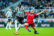 Newcastle United v Fulham 221218
