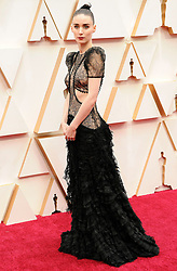 92nd Annual Academy Awards - Arrivals. 09 Feb 2020 Pictured: Rooney Mara. Photo credit: MEGA TheMegaAgency.com +1 888 505 6342