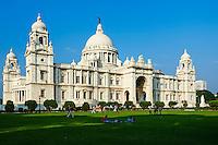 Inde, Bengale Occidental, Calcutta (Kolkata), Queen Victoria Memorial // India, West Bengal, Kolkata, Calcutta, Chowringhee, Victoria Memorial