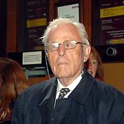 NLD/Amsterdam/20070507 - Herpremiere Interview, J. van Gogh, vader van Theo van Gogh