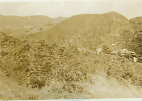 1917 Daisy Dell which later became the Hollywood Bowl