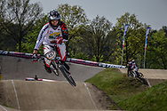 #457 (CALLAN Joshua) AUS at the 2016 UCI BMX Supercross World Cup in Papendal, The Netherlands.
