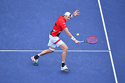March 11, 2019 - Indian Wells, USA - John Isner (Credit Image: © Panoramic via ZUMA Press)