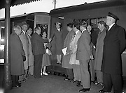 CIE - Continental Press Party on Radio Train .11/06/1959 .
