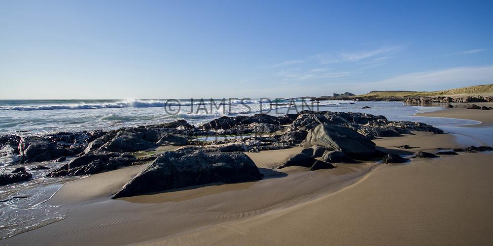 The beach at Saligo Bay, Islay