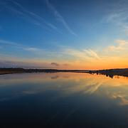 Narrow River Sunset Narragansett, RI,  December  2, 2013. #rhodeisland #sunset #landscape