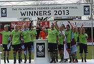 Leeds United Ladies v Aston Villa Ladies FC 050513