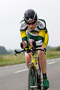 UK, Chelmsford, 28 June 2009: Images from the Chelmer Cycle Club's Open Time Trial Event on the E9 / 25 course. Photo by Peter Horrell / http://peterhorrell.com .