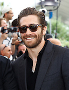 JAKE GUILLENHAAL arrives at the 68th Cannes Film<br /> <br /> JAKE GUILLENHAAL, Jury member of the 68th Cannes Film Festival photocall for - Palais des Festivals et des Congres, Cannes - <br /> ©Exclusivepix Media