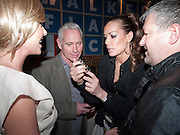 JENNY FROST; TARA PALMER-TOMPKINSON, Walkers party to launch 15 new flavours of crisps. Orchid, Coventry St. Leicester Sq. London.  29 March 2010