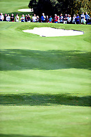 Golf , 6. september 2014, illustrasjon<br /> <br /> green<br /> bunker