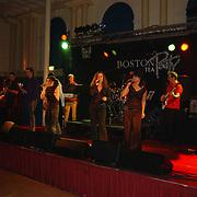 10 Jarig bestaan Lowland, Boston tea Party band