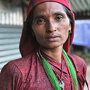 Farmer Tara Kumari Thapa, Babare, Dolakha, Nepal