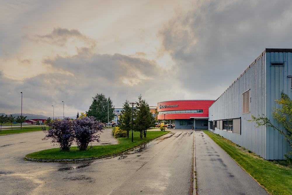 Nord universitet studiested Namsos ligger i Namsos sentrum og tilbyr utdanning innen helse- og sosialfag.